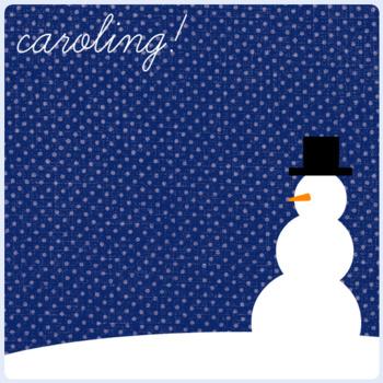 Carter moulton Caroling