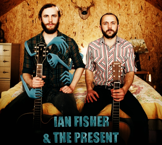 ianfisher&thepresent_cover