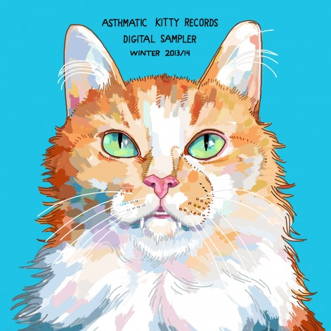 asthmatic kitty sampler