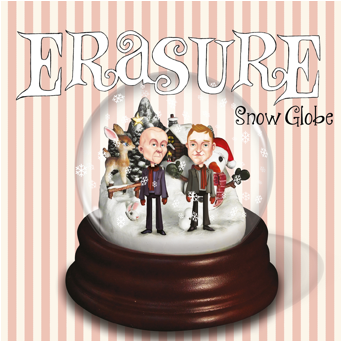erasure snow globe klein