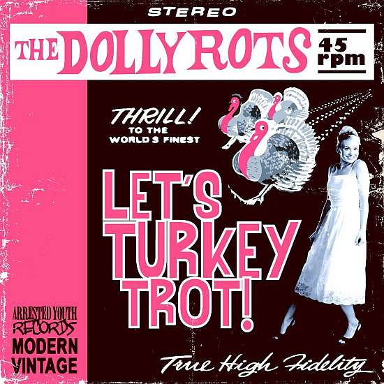 Dolly Rots - Lets Turkey Trot