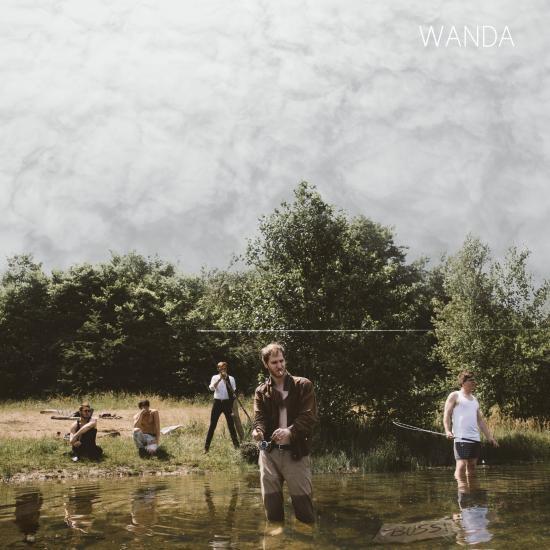 Wanda Bussi Albumcover ©Vertigo Berlin