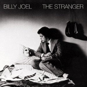Billy Joel The Stranger HIGH RESOLUTION COVER ART
