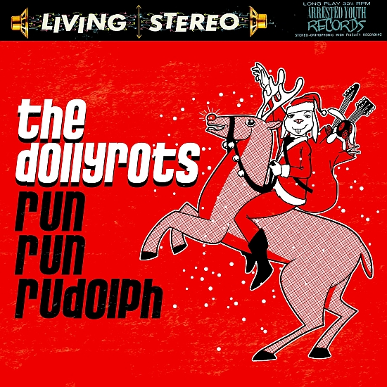 The Dollyrots Run Run Rudolph